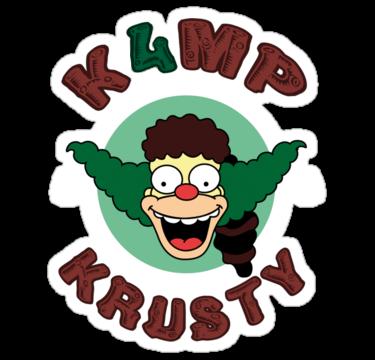 Logo del K4mpamento Krusty